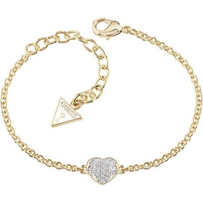 bracciale donna gioielli Guess Heartshelter UBB71519-S