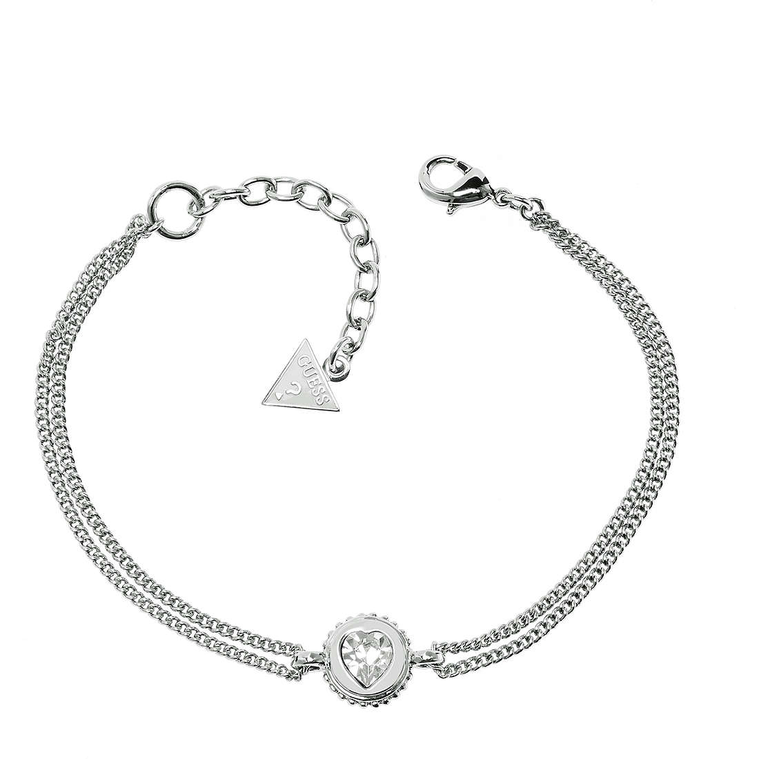 bracciale donna gioielli Guess Iconic UBB21530-S