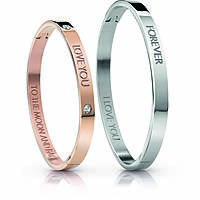 bracciale donna gioielli Guess Lovers Bangle UBS84401