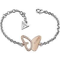 bracciale donna gioielli Guess Mariposa UBB83013-S