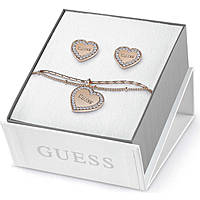 bracciale donna gioielli Guess My Sweetie UBS84041-S
