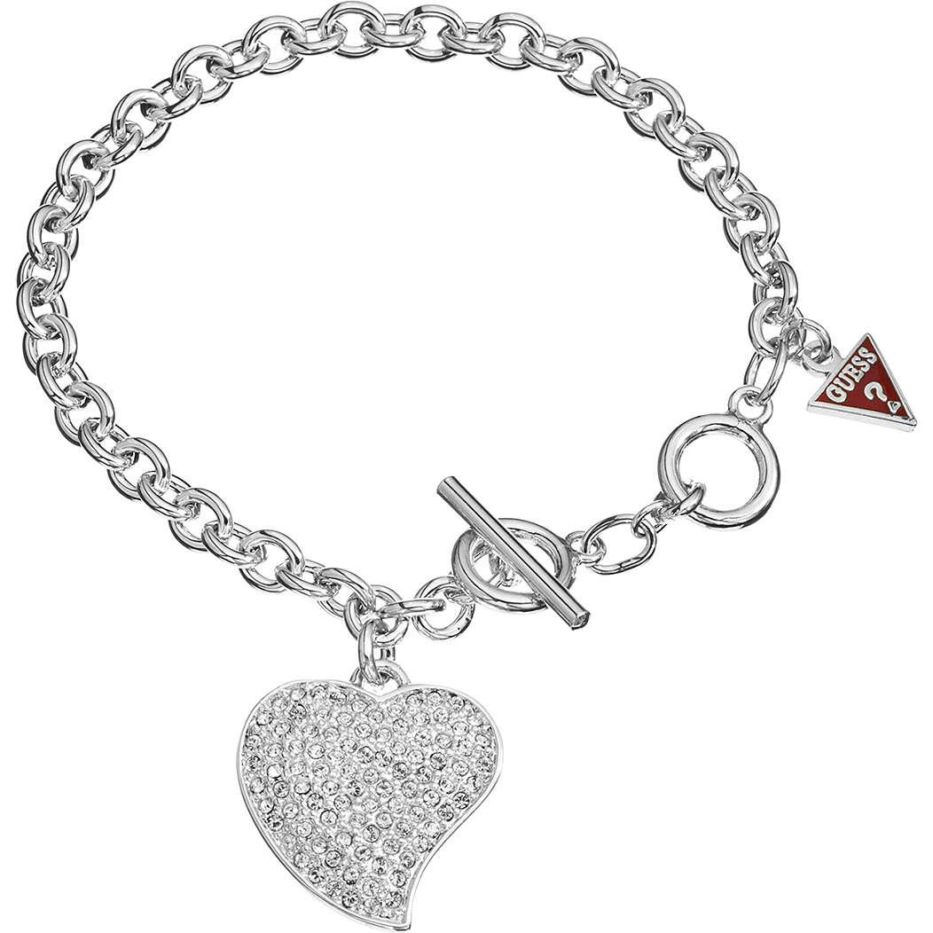 bracciale donna gioielli Guess New Love UBB11464