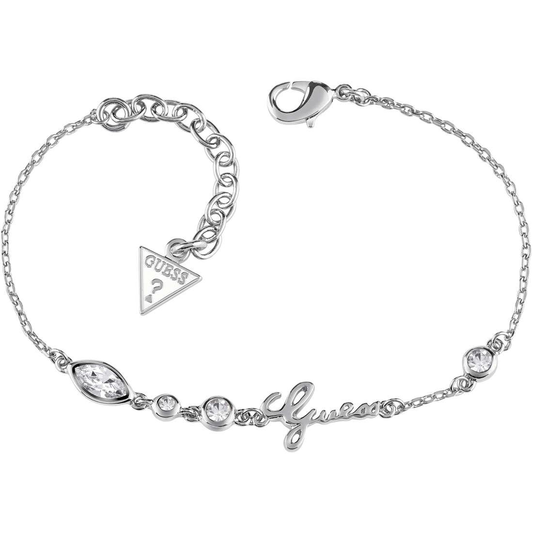 bracciale donna gioielli Guess Shiny Guess UBB61022-S
