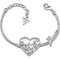 bracciale donna gioielli Guess Treasure UBB84119-S