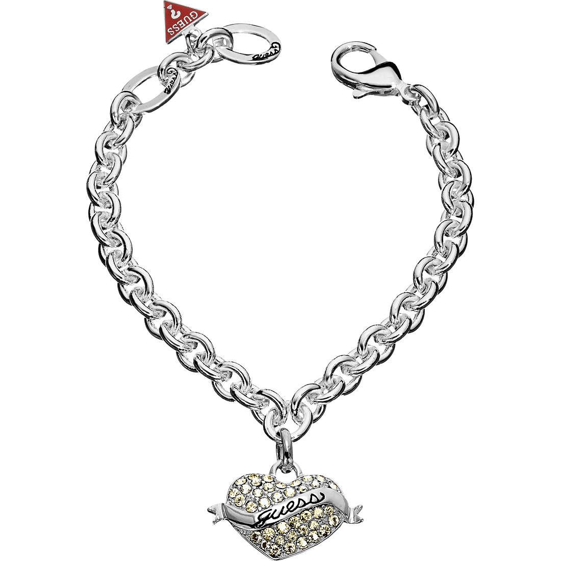 bracciale donna gioielli Guess UBB11029