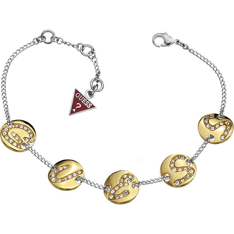 bracciale donna gioielli Guess UBB11306