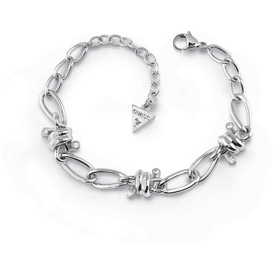 BRACCIALE DONNA MORELLATO acciaio braccialetto FOSSIL GUESS