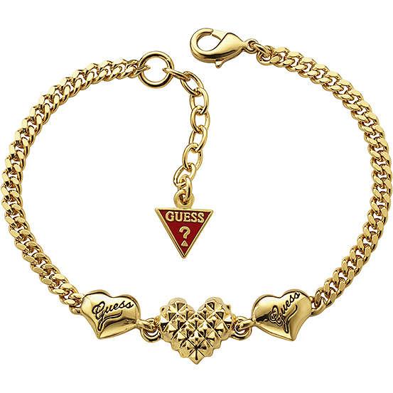 bracciale donna gioielli Guess UBB70211