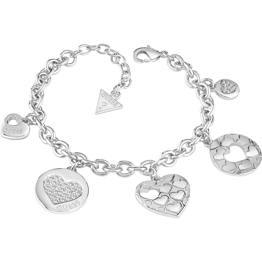 bracciale donna gioielli Guess UBB82048-S