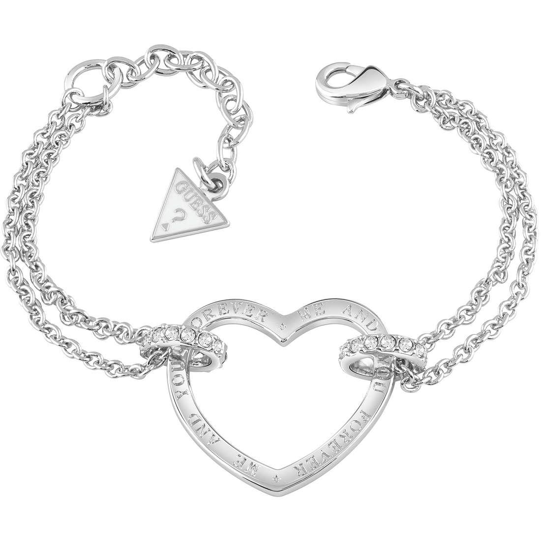 bracciale donna gioielli Guess UBB82069-S