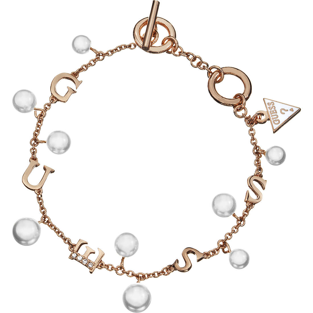 bracciale donna gioielli Guess YOUNG CONTRASTS UBB51484