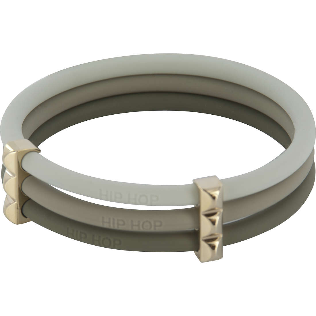 bracciale donna gioielli Hip Hop Happy Loops HJ0056