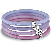 bracciale donna gioielli Hip Hop Happy Loops HJ0293