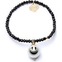 bracciale donna gioielli Le Carose Emoji EMOBR02