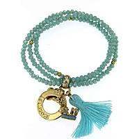 bracciale donna gioielli Le Carose Gold&Stone BRGOLS02