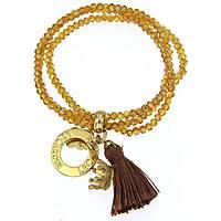 bracciale donna gioielli Le Carose Gold&Stone BRGOLS03