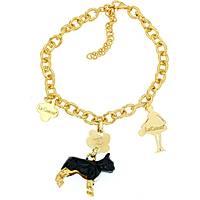 bracciale donna gioielli Le Carose I Love My Dog DOGBRG05