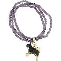 bracciale donna gioielli Le Carose I Love My Dog DOGSTO10