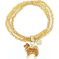 bracciale donna gioielli Le Carose I Love My Dog DOGSTO11
