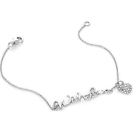 bracciale donna gioielli Liujo Ag 925 ALJ014