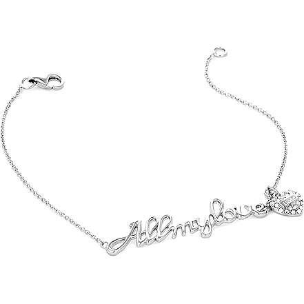 bracciale donna gioielli Liujo Ag 925 ALJ018