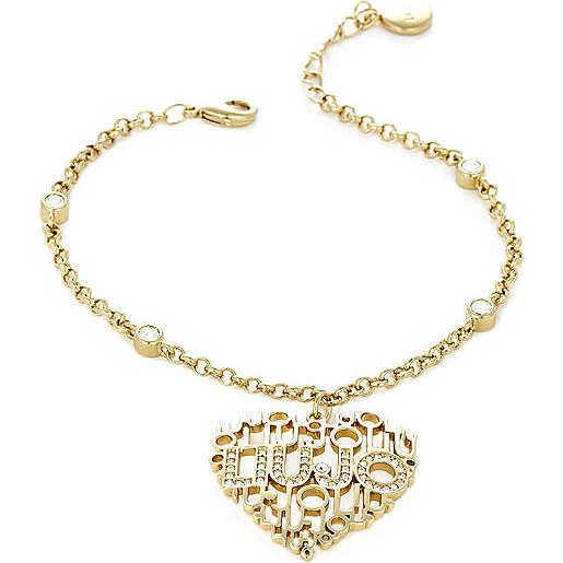 bracciale donna gioielli Liujo Brass LJ824
