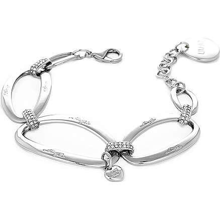 bracciale donna gioielli Liujo Brass LJ831