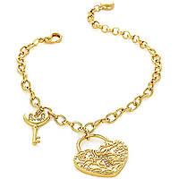 bracciale donna gioielli Liujo Brass LJ844