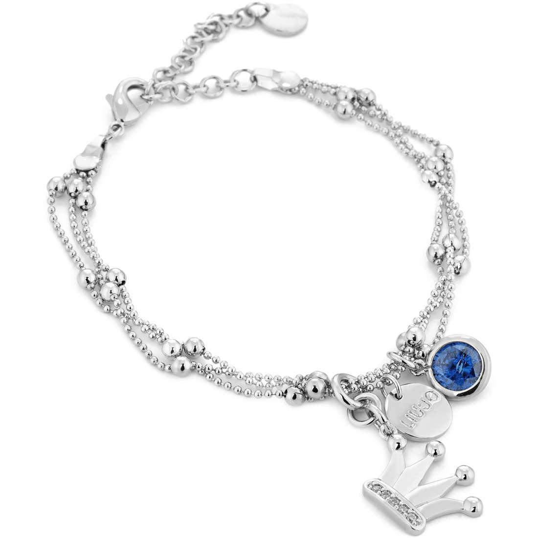 bracciale donna gioielli Liujo Destini LJ940