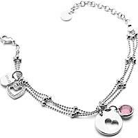 bracciale donna gioielli Liujo Destini LJ971