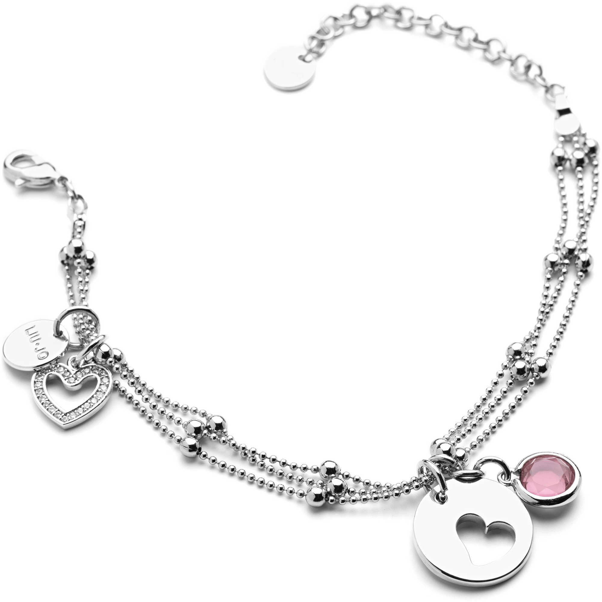 c3739a511418e bracciale donna gioielli Liujo Destini LJ971. zoom ...