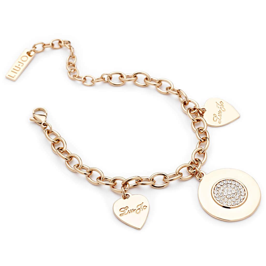 bracciale donna gioielli Liujo Destini LJ981
