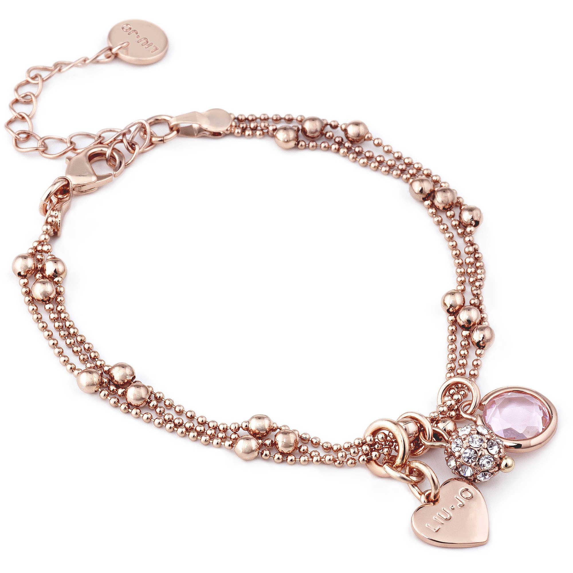 bracciale donna gioielli Liujo Destini LJ992 bracciali Liujo 666c2e3b57d