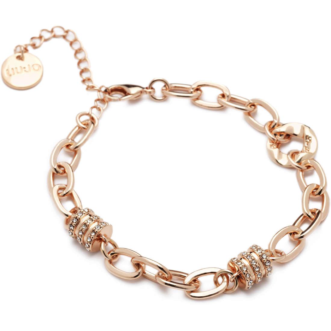 bracciale donna gioielli Liujo Dolceamara LJ954