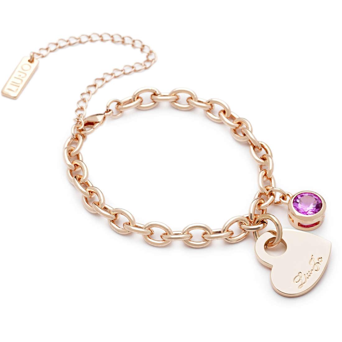 bracciale donna gioielli Liujo Illumina LJ963