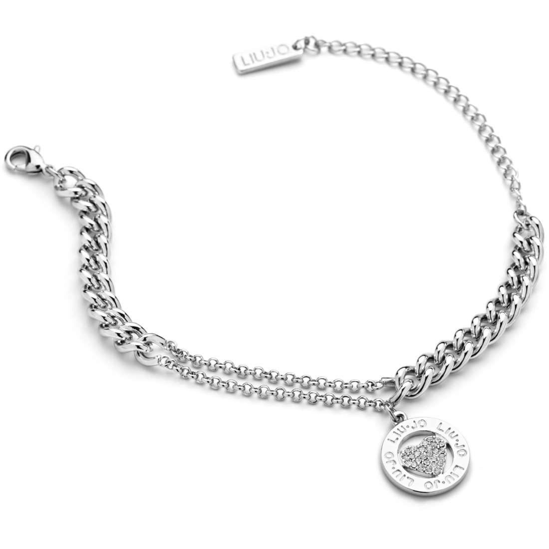 bracciale donna gioielli Liujo LJ974