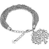 bracciale donna gioielli Luca Barra Albero Della Vita LBBK1430