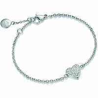 bracciale donna gioielli Luca Barra BK1495