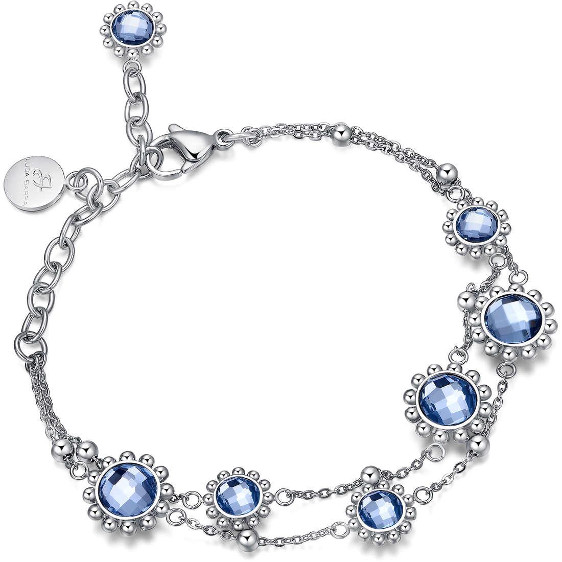 bracciale donna gioielli Luca Barra LBBK1375