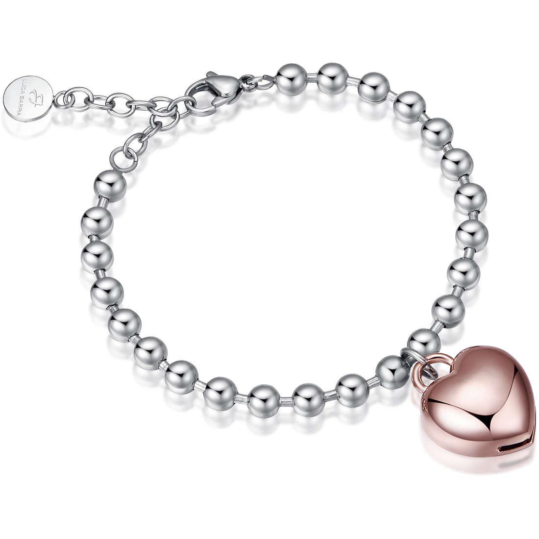 bracciale donna gioielli Luca Barra LBBK1379