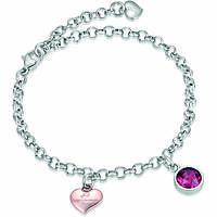 bracciale donna gioielli Luca Barra LBBK1557