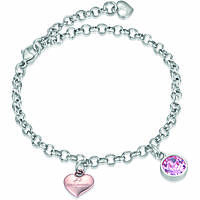 bracciale donna gioielli Luca Barra LBBK1558