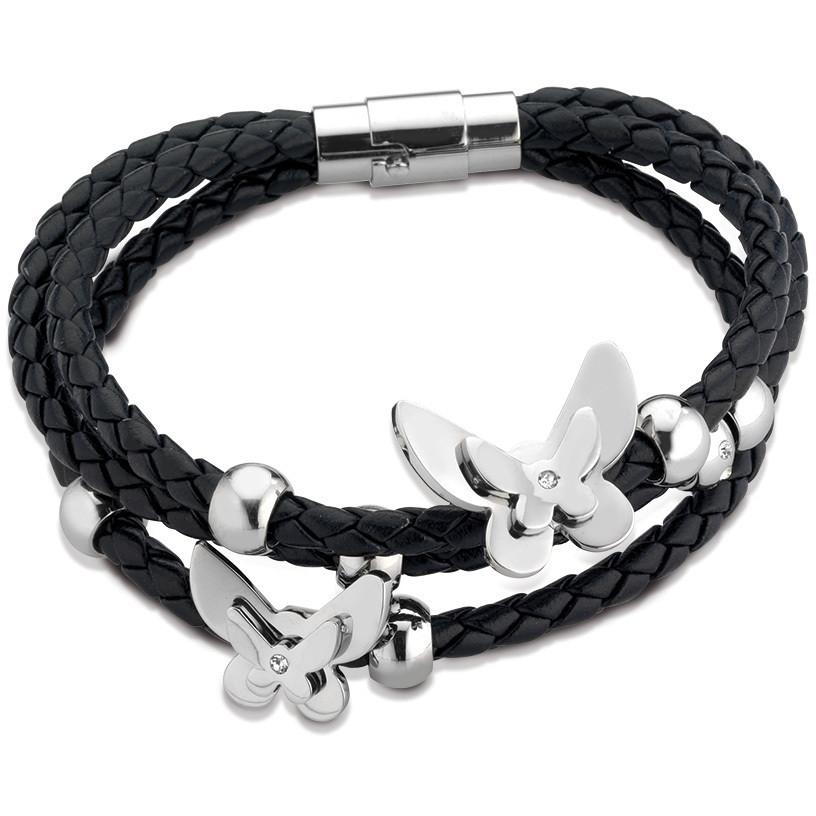 bracciale donna gioielli Luca Barra LBBK455