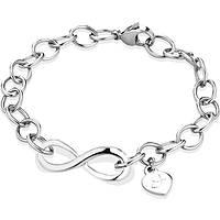 bracciale donna gioielli Luca Barra LBBK548