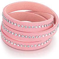 bracciale donna gioielli Luca Barra LBBK905
