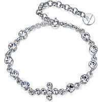 bracciale donna gioielli Luca Barra Rosary LBBK1395