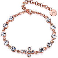 bracciale donna gioielli Luca Barra Rosary LBBK1396