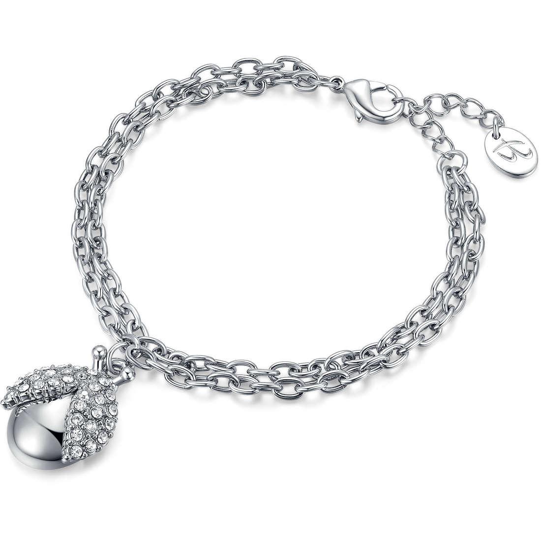 bracciale donna gioielli Luca Barra Roxanne LBBK1080