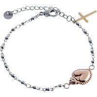 bracciale donna gioielli Marlù Sacro Cuore 13BR019
