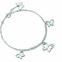 bracciale donna gioielli Melitea Farfalle MB155